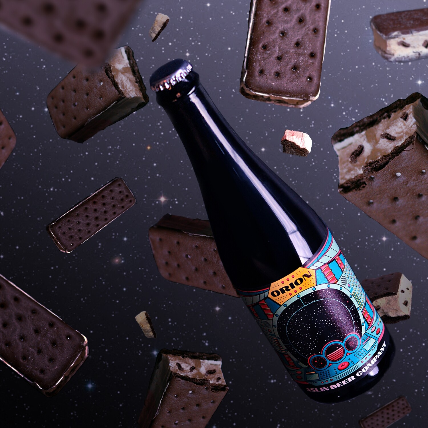 Orion Barrel-Aged Imperial Stout HERNDON