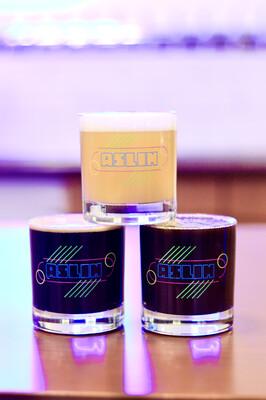 Aslin Cocktail Glass
