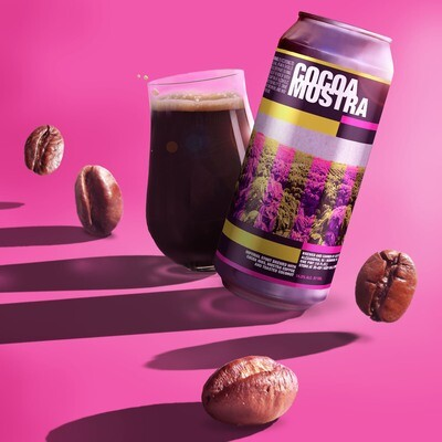Cocoa Mostra Imperial Stout (Single Can)