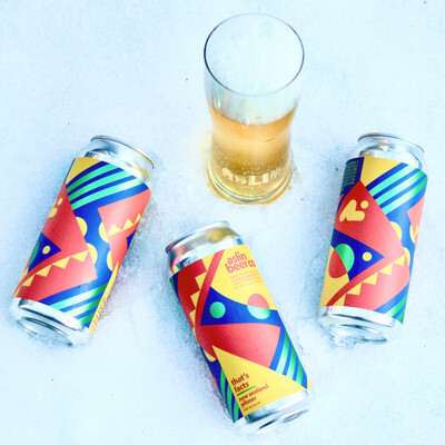 That's Facts NZ-Style Pilsner (4-Pack)