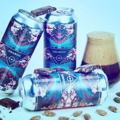 Amaroo Imperial Stout (Single Can)