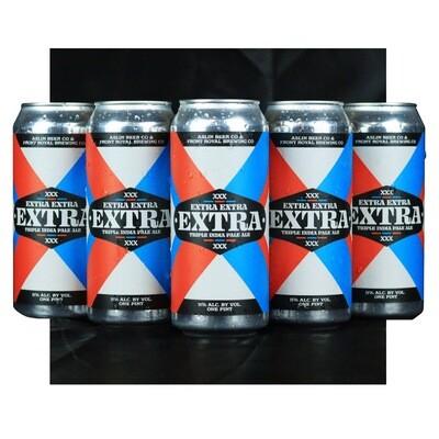 Extra Extra Extra Triple IPA (4Pack)