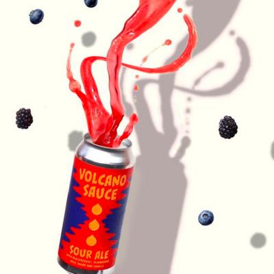 Volcano Sauce (SOUR ALE)