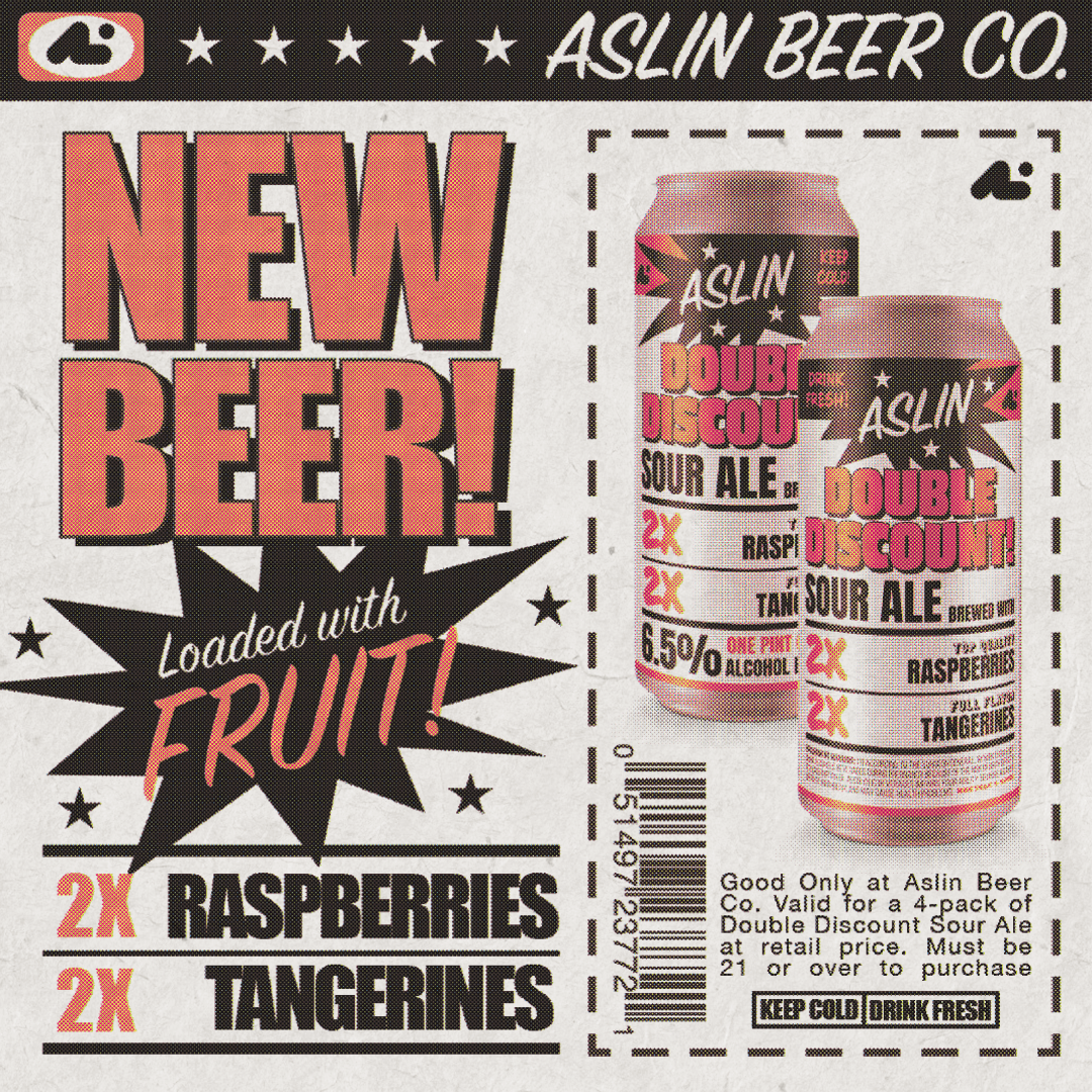 Double Discount Sour Ale (4-Pack)