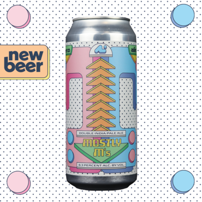 Mostly M's DIPA (4/Pack)