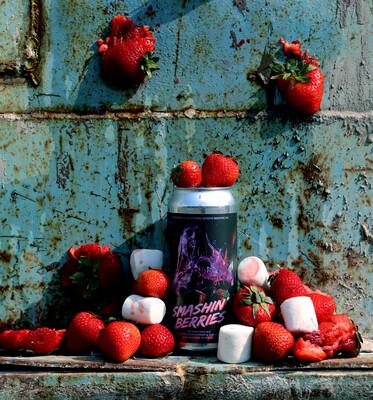 Smashin' Berries IPA (4 Pack)