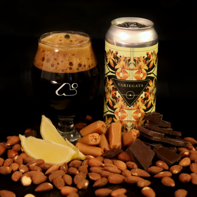 Variegata IMPERIAL STOUT (Single Can)