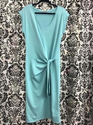 Jersey Knot Dress