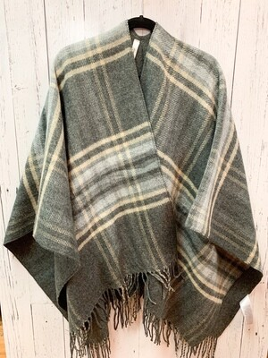 Blanket Shawl