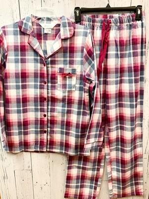 Pink Flannel PJ