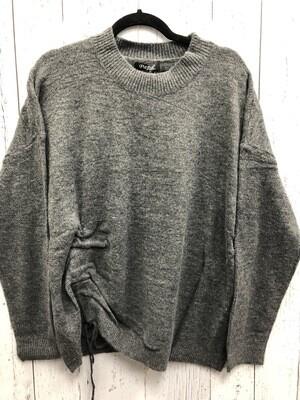 O/S Grey Sweater