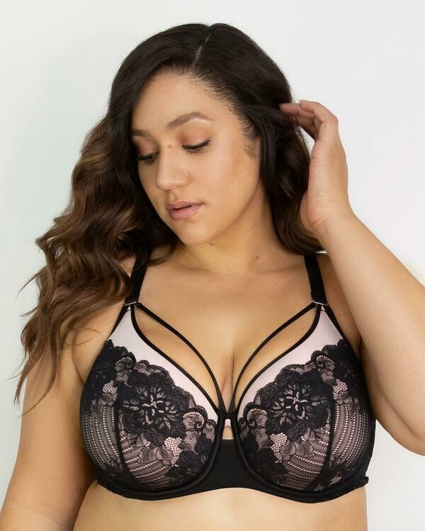Tulip Strappy Lace