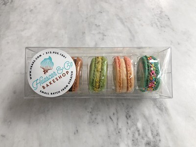 French Macaron 5 Gift Box