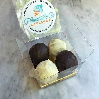 NEW! Confetti Cake Truffles 4-Box