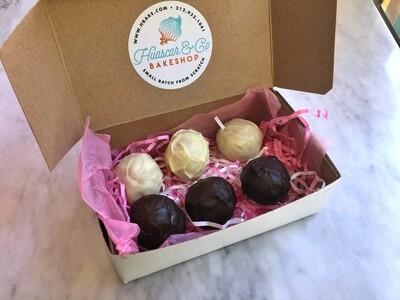 NEW! Confetti Cake Truffles 6-Box