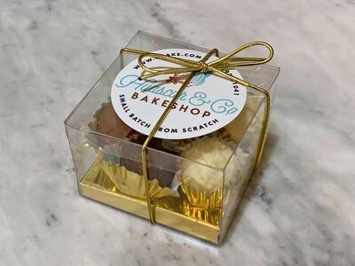 NEW! Chocolate Truffles Six Box (G.F.)