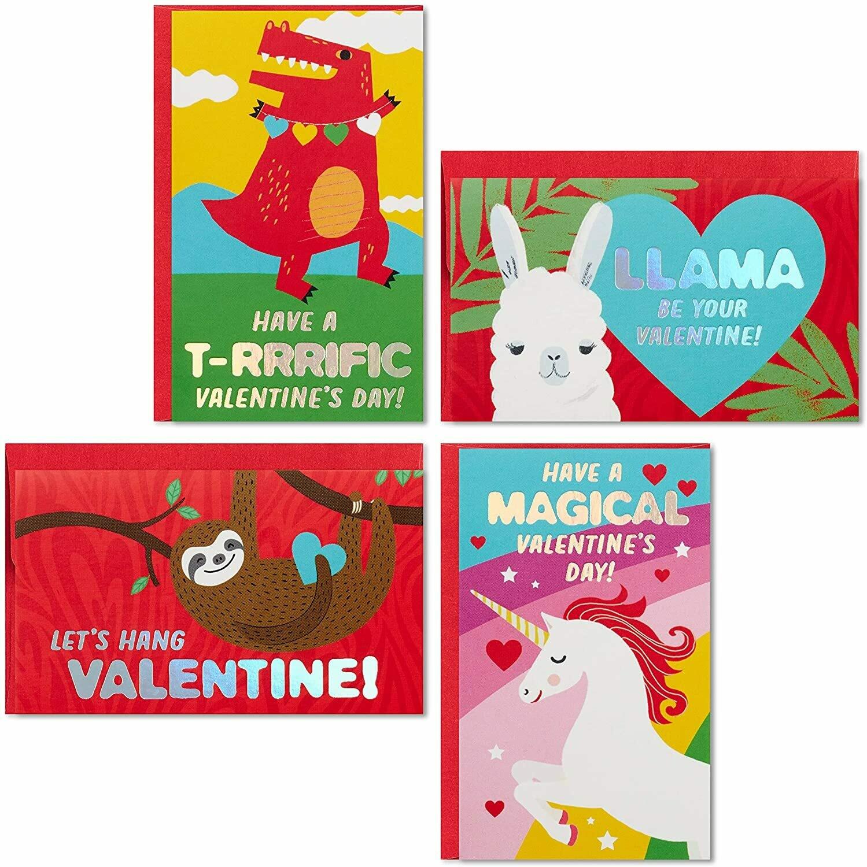 Mini V-Day Card