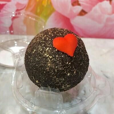 Valentine's Day Hot Chocolate Mine Bomb