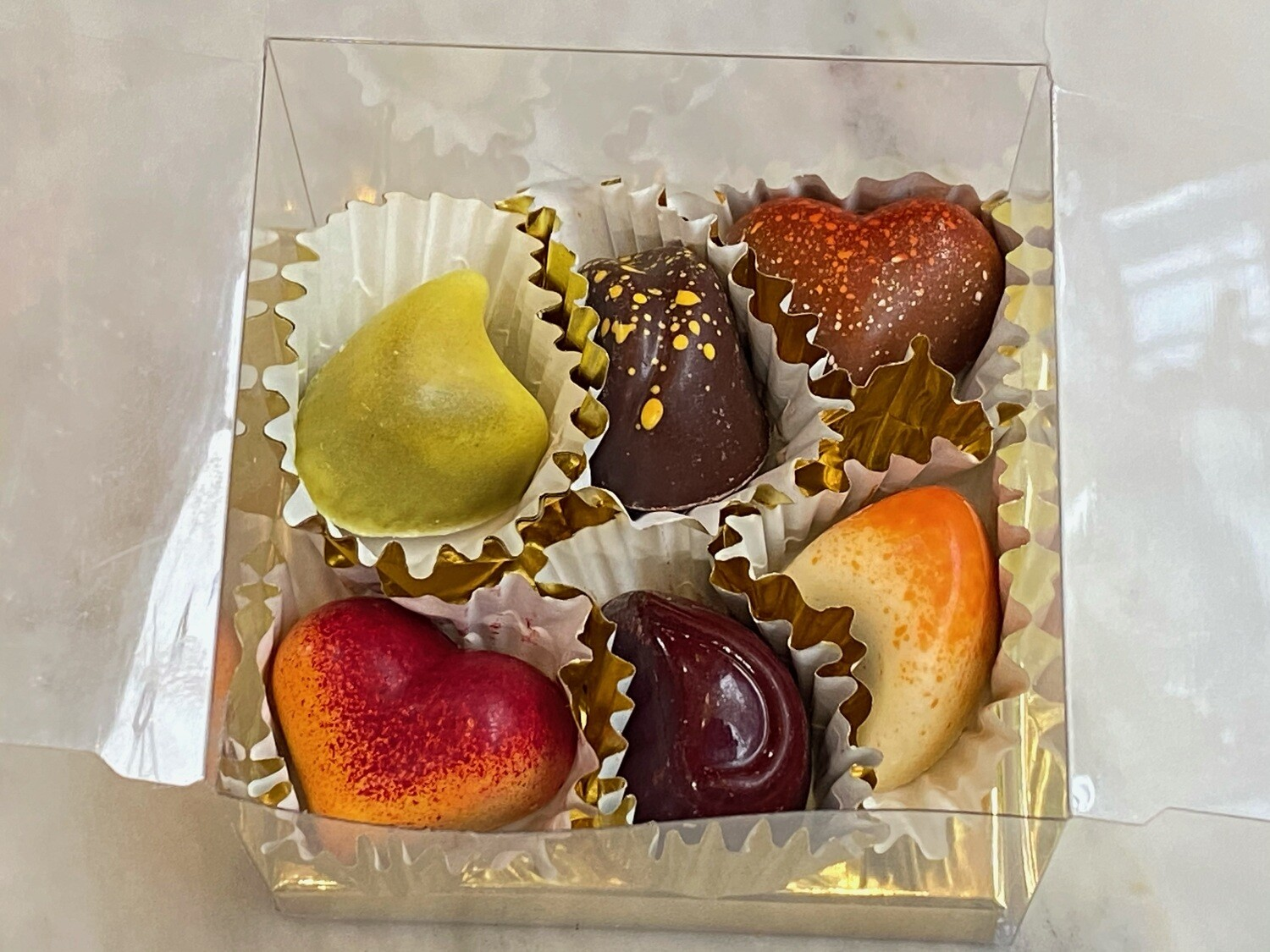 PRE-ORDER Valentine's Day Bonbons 6-Box for 2/13 or 2/14