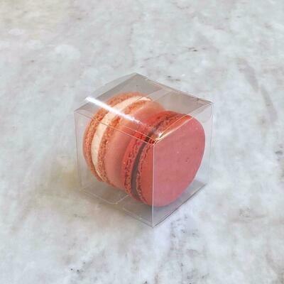 Valentine's Day French Macarons 2-Box