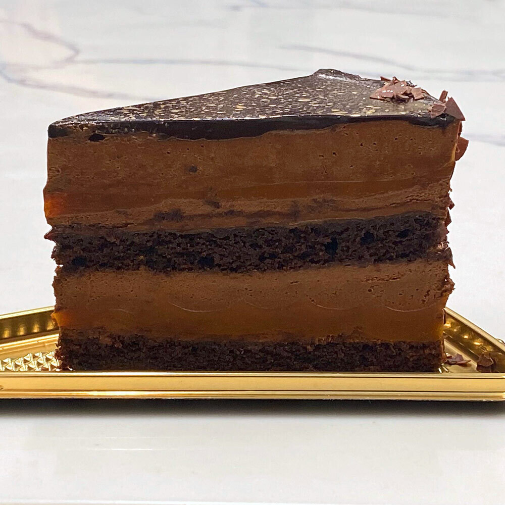 NEW! Mousse Cake