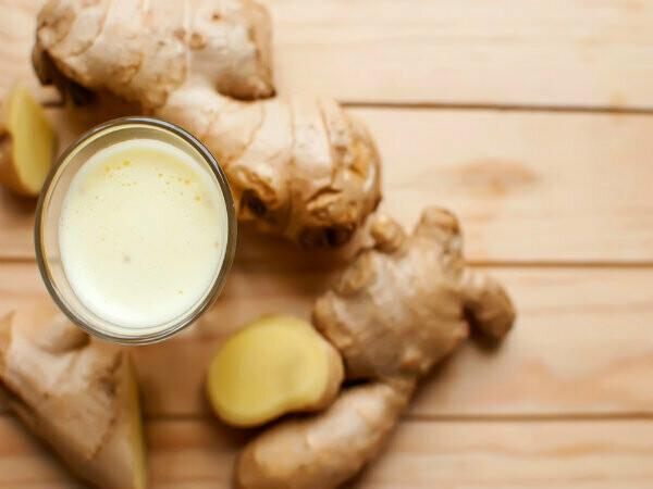 Ginger Shot & Lemon -VEGAN-