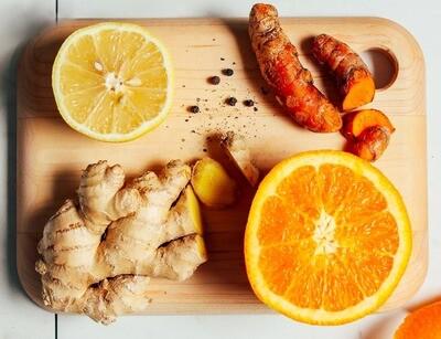 Wellness Shot ( Cold pressed Ginger, Turmeric, Lemon, Cayenne Pepper)-VEGAN-