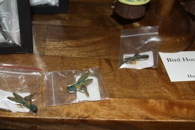 Lapel Pin-HB Hummingbird