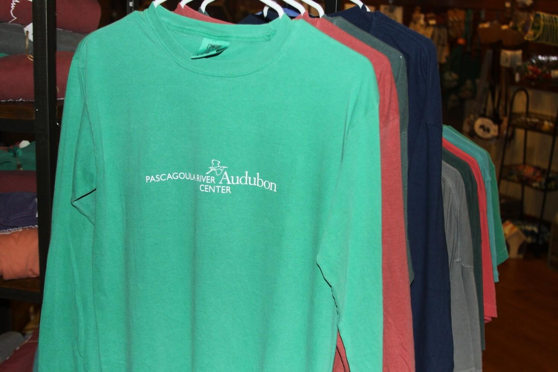 Logo-Long Sleeve T-Shirts-Adult
