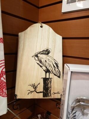 Cutting Board-Pelican