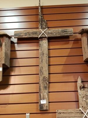 PFloyd Driftwood Cross B22
