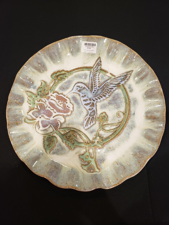 LR HB Large Round Platter