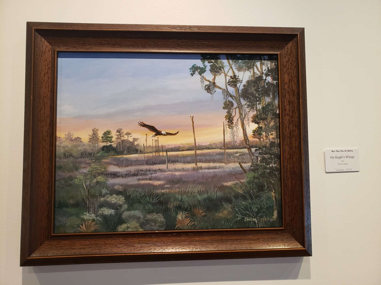 ART-On Eagle's Wings Prints