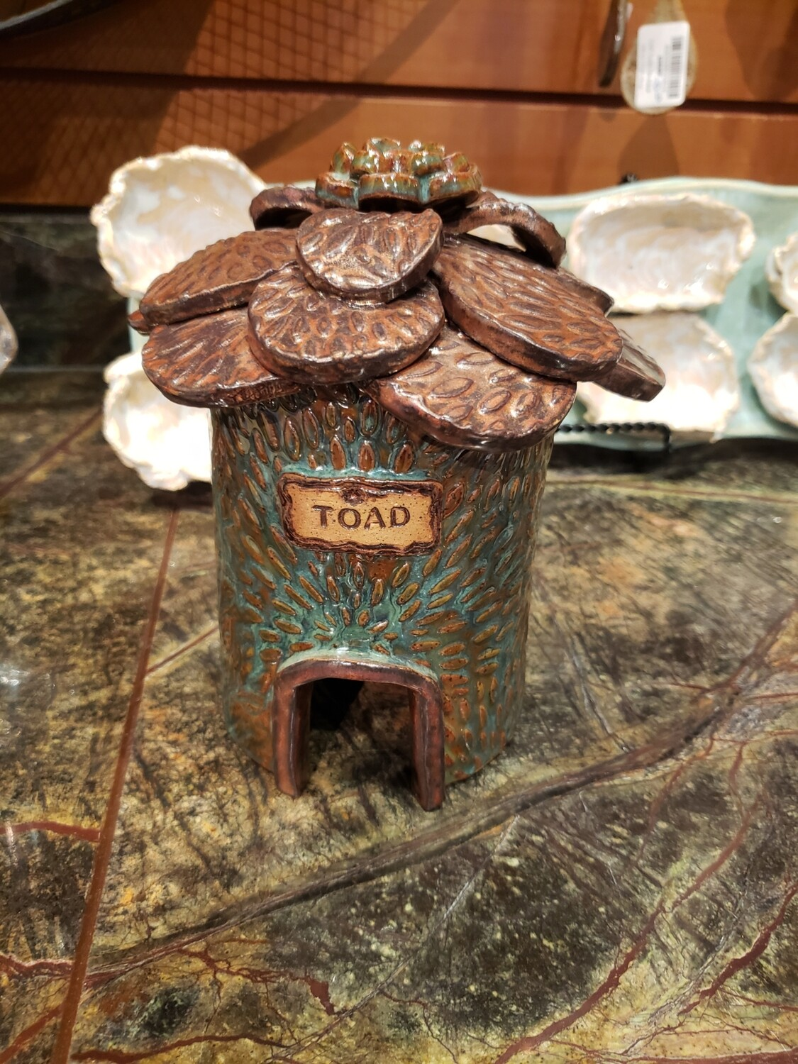 CAP Toad House