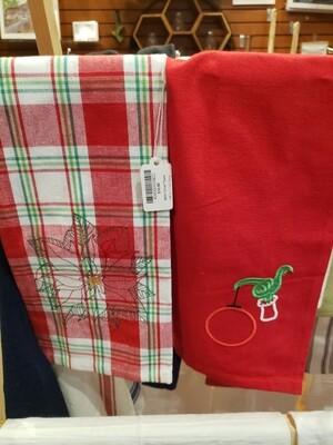 MAH Stripe Towel