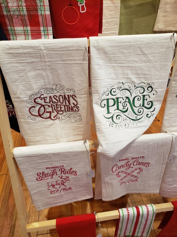 MAH William Sonoma Towel
