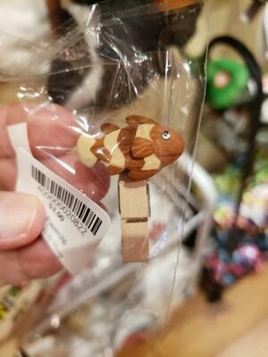 HC Fish Paperclip