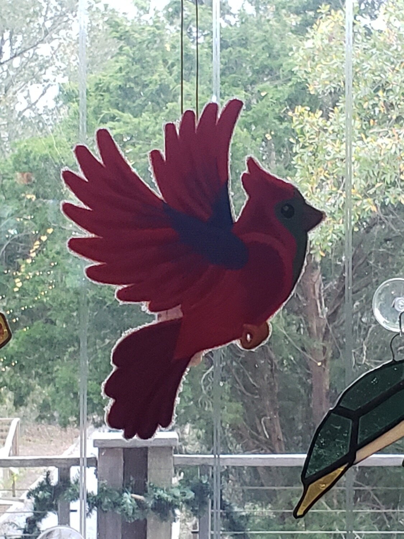 MAH Cardinal Window Hanger