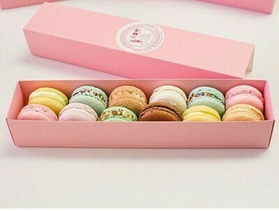 6 Macarons
