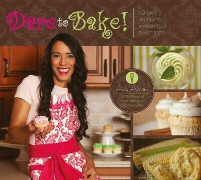 Dare to Bake Book- Ady Cake's Recipe Book