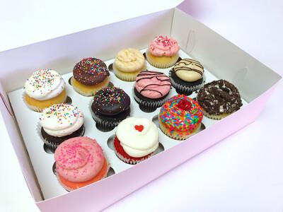 Dozen Cupcakes- Best Sellers