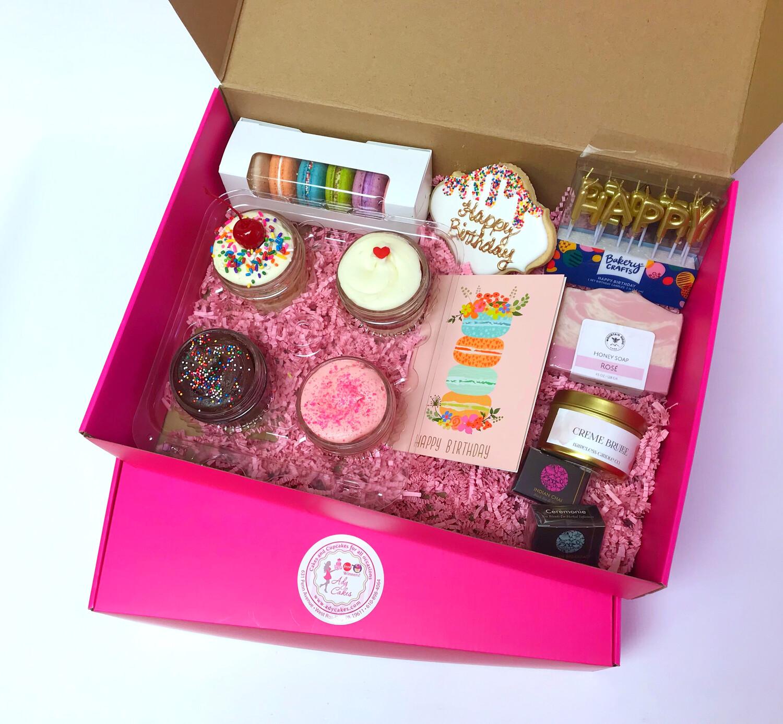 Deluxe Birthday Gift Box