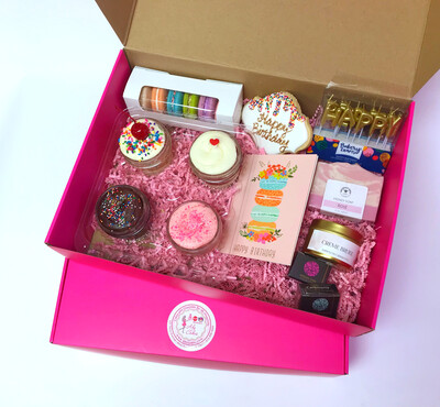Large Birthday Gift Box