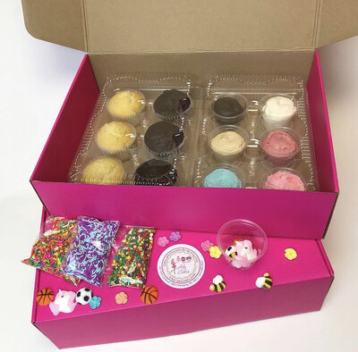 Decorate-Your- Own Cupcake Kit