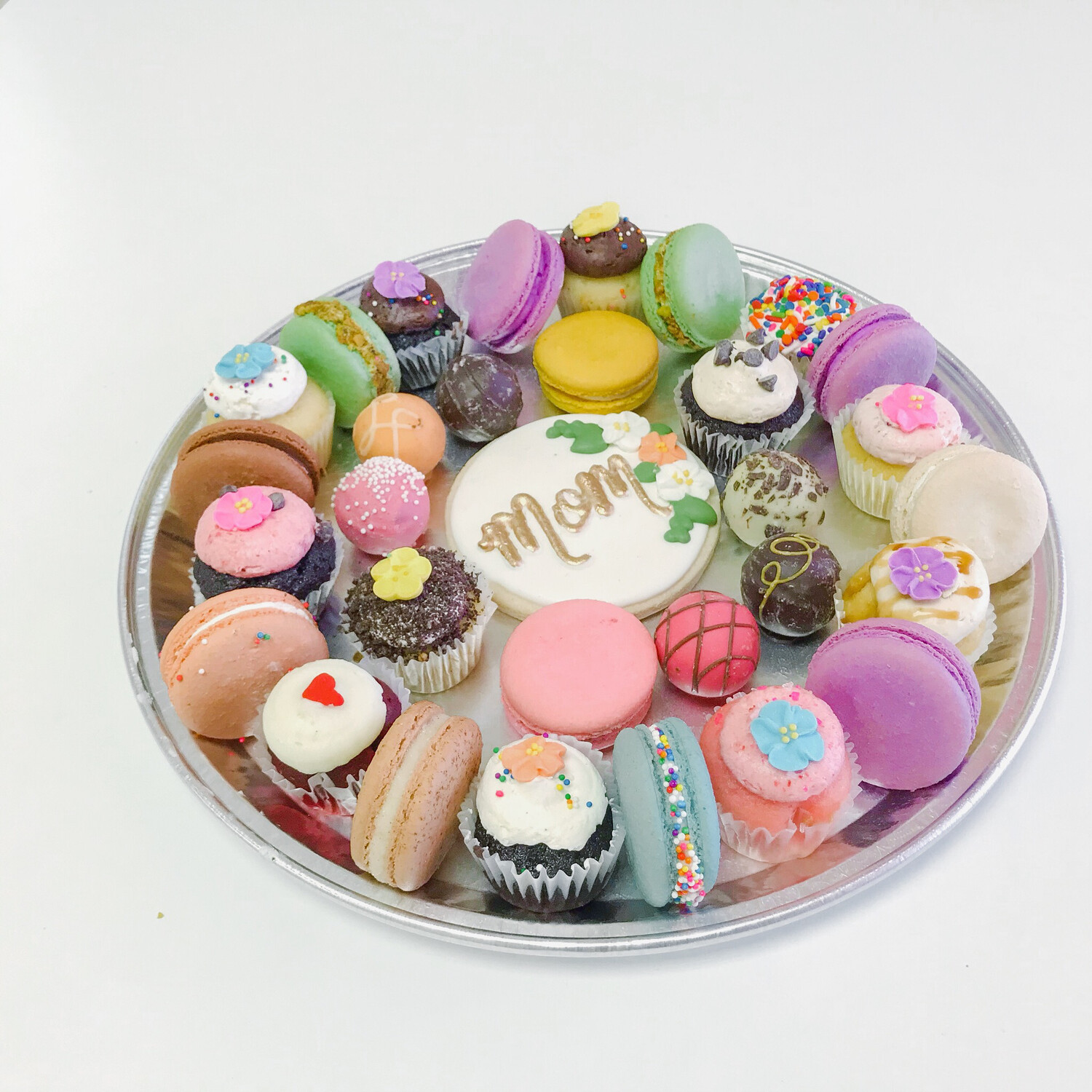 Mother's Day Macs & Minis Tray