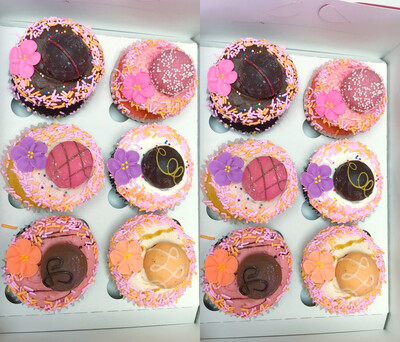 Godiva's Cupcake Dozen