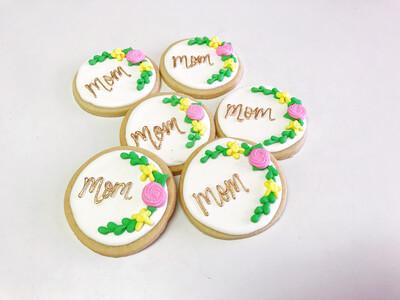Mom Sugar Cookie