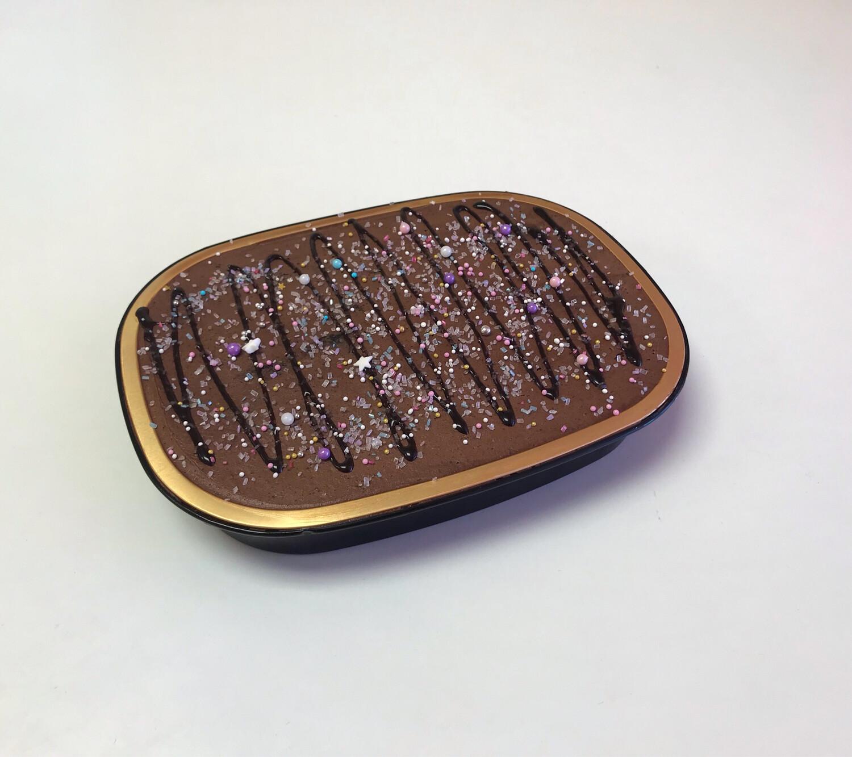 Medium Snack Cake- Chocolate