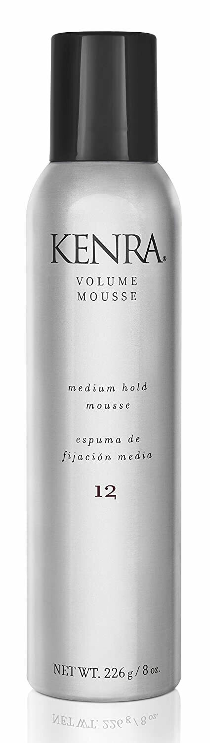 8.0 oz Professional Volume Mousse 12