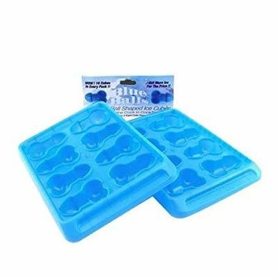 Blue Balls Pecker Ice Cube Tray